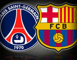 Barcelona vs PSG Part 1